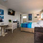 King Suite at Footbridge Motel in Ogunquit, Maine
