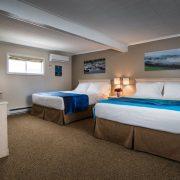 Footbridge Two Queen Beds Room