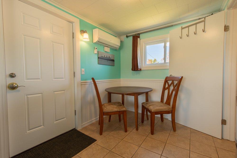 Footbridge Motel Room 01 | Living Room