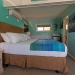 Footbridge Motel Room 05 | Side View