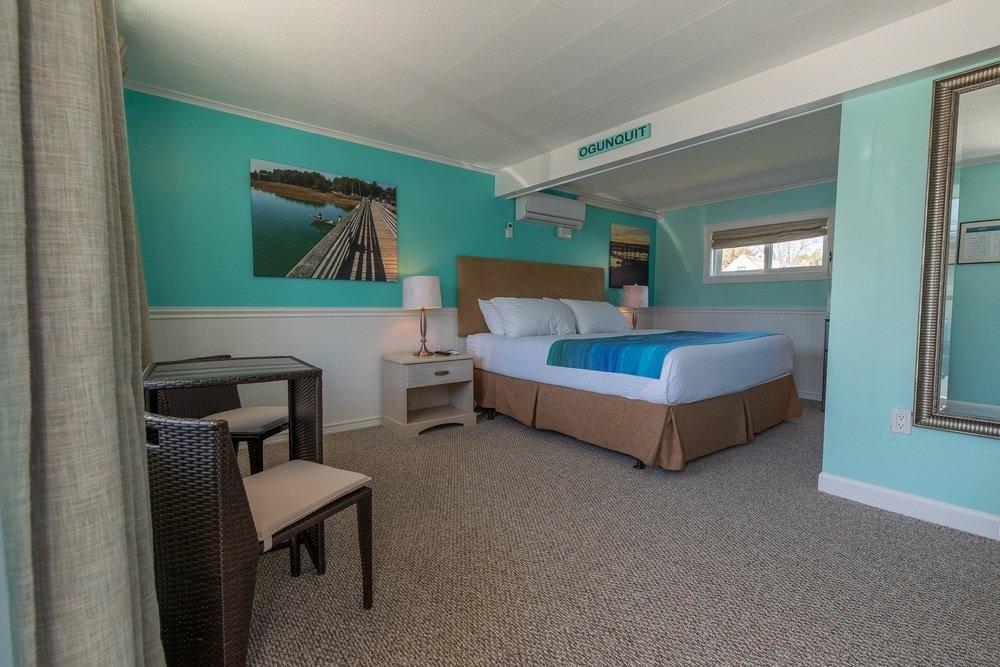 Footbridge Motel Room 05 | Perspective