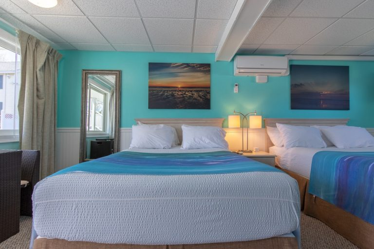 Footbridge Motel Room 07 | Frontal