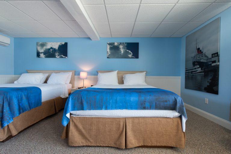 Footbridge Motel Room 08 | Frontal