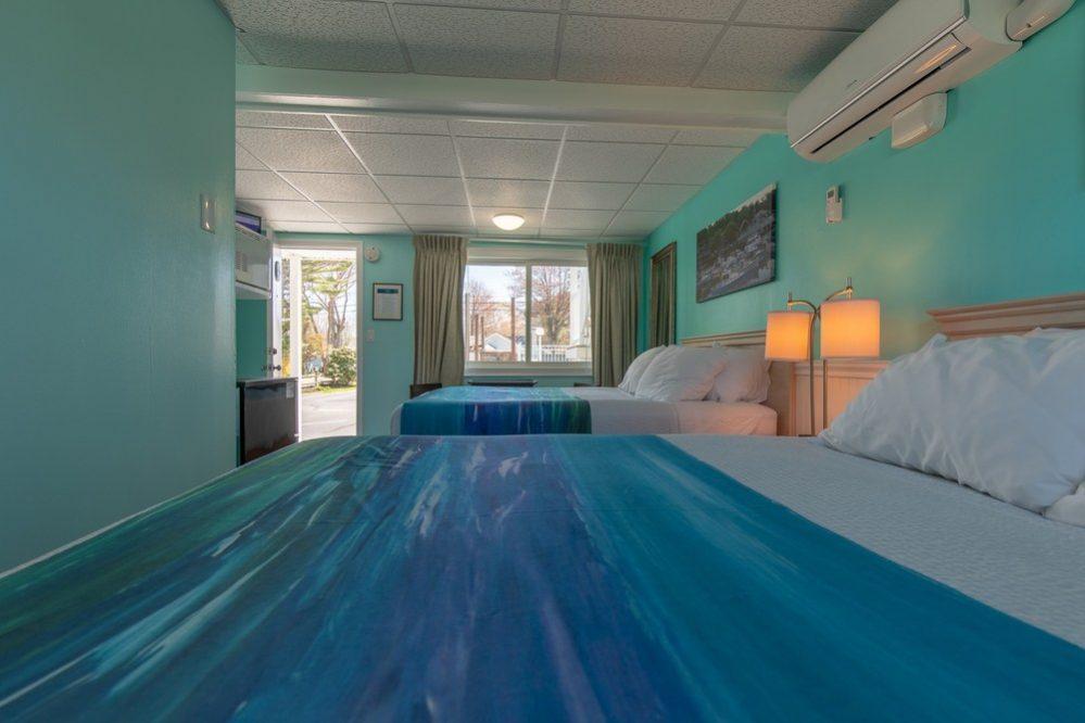 Footbridge Motel Room 09 | Side View