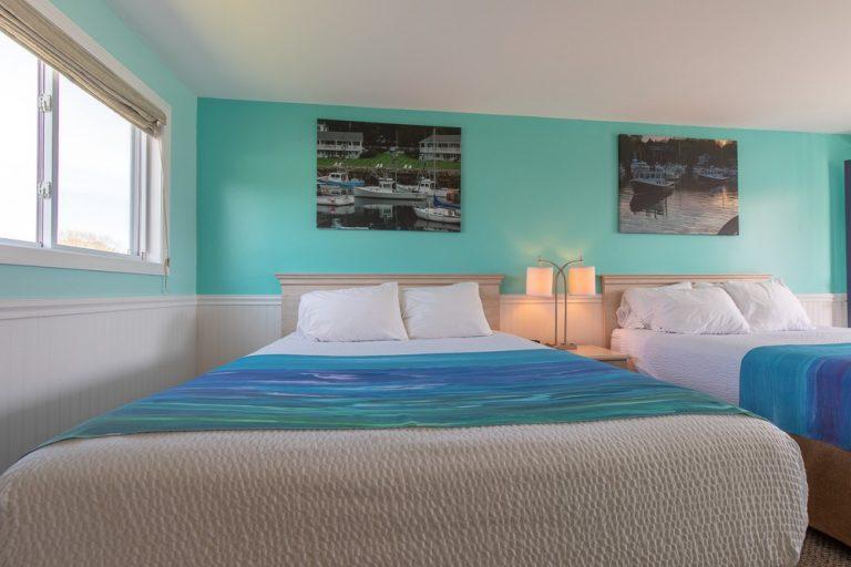 Footbridge Motel Room 15 | Frontal