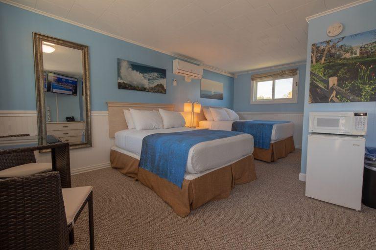 Footbridge Motel Room 18 | Perspective